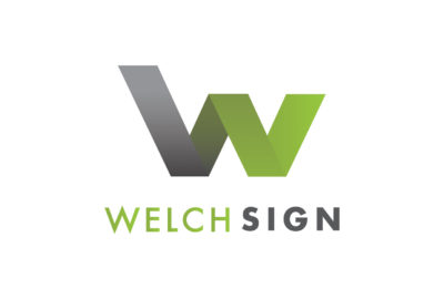 Welch Sign Logo