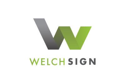 Welch Sign Logo
